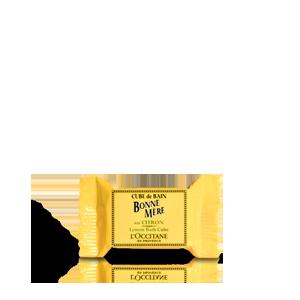 Кубик для ванны Bonne Mere Лимон 18 г