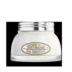 L'Occitane – Натуральные средства для кожи – Крем с миндальным молочком Almond