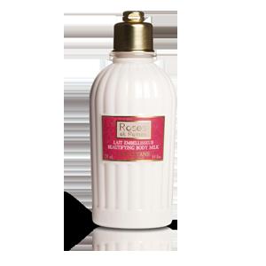 Молочко для тела Роза - 4 Королевы