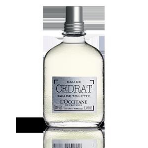 L'Occitane – Натуральные средства для кожи – Туалетная вода Cedrat 100 мл