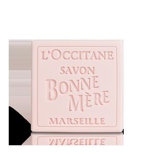 Мыло туалетное Bonne Mere Роза 100 г