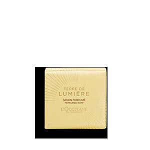 Парфюмированное мыло TERRE DE LUMIERE (твёрдое) 75 г