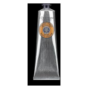 Крем для ног с маслом Ши (Карите) ЛОкситан