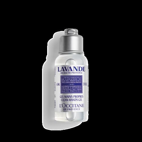 Гель для очищения кожи рук Лаванда