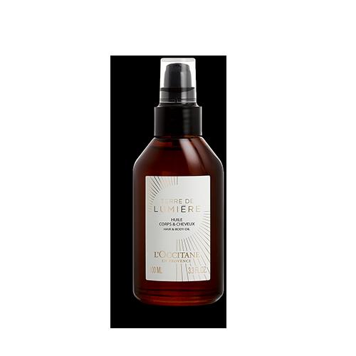 Масло для тела и волос Terre de Lumiere