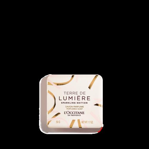 Мыло Terre de Lumiere Sparkling Edition, твердое