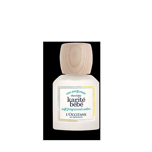 Нежная парфюмированная вода Карите-Малыш