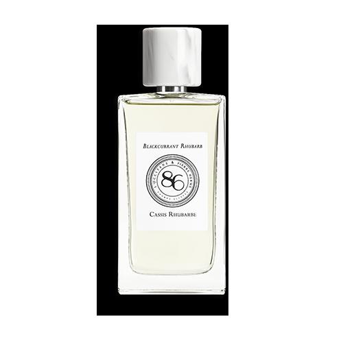 Парфюмированная вода 86 Champs Elysees Чёрная смородина & Ревень
