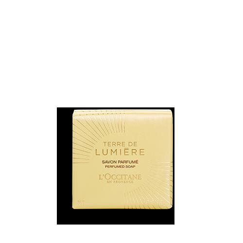 Парфюмированное мыло TERRE DE LUMIERE (твёрдое)
