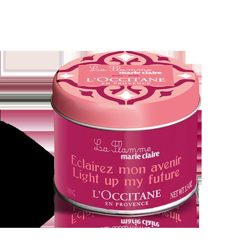 Свеча Marie Claire & L'Occtane 100 г