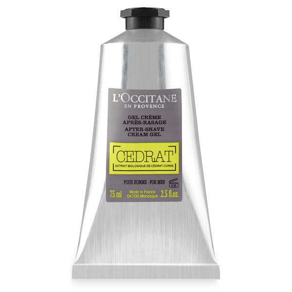 Крем-гель после бритья Цедрат (LOccitane)
