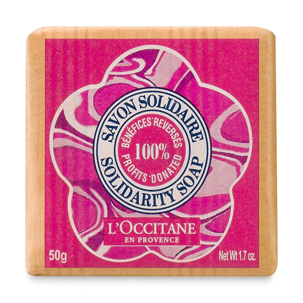 Благотворительное мыло Роза-Карите