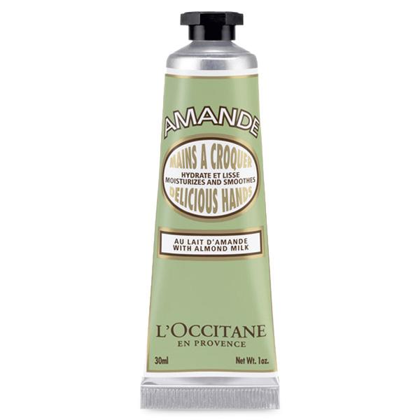 Восхитительные ручки Миндаль (LOccitane)