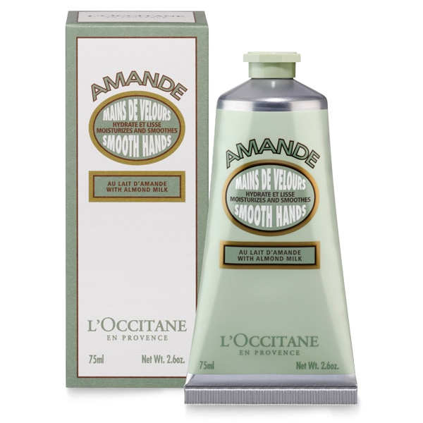 Perfect silhouette: Updates almond collection L'Occitane