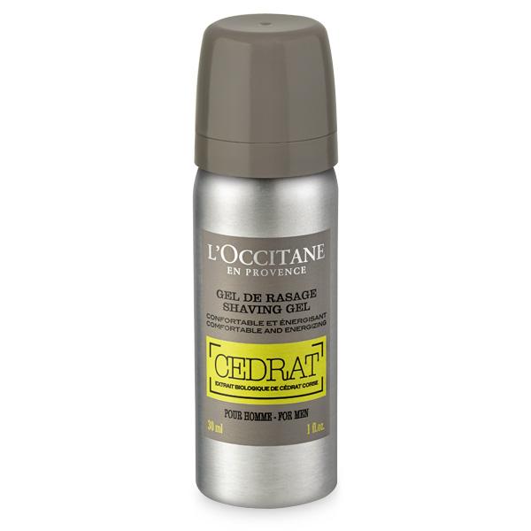 Гель для бритья Цедрат (LOccitane)