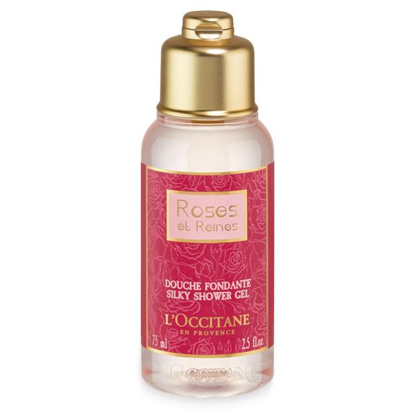 Гель для ванн и душа Роза  4 Королевы (LOccitane)
