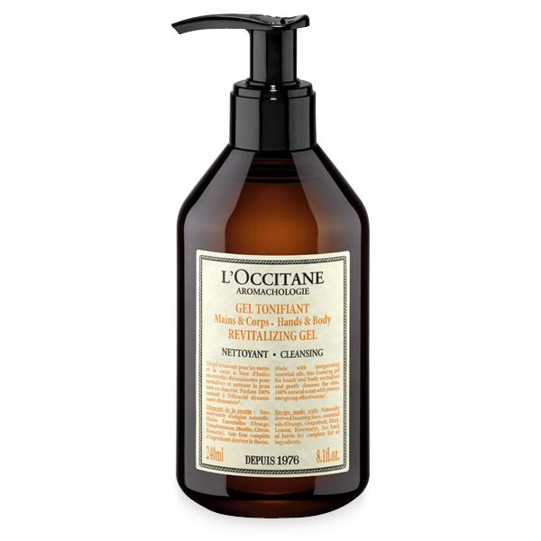 Гель для ванн и душа Тонизирующий (LOccitane)