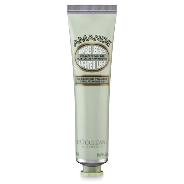 Гель-крем для ног против усталости Миндаль (LOccitane)