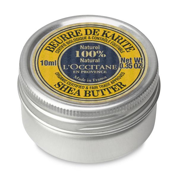 Масло косметическое карите (LOccitane)