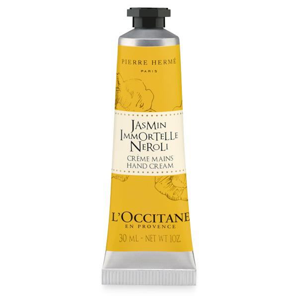 Крем для рук Жасмин-Иммортель-Нероли (LOccitane)