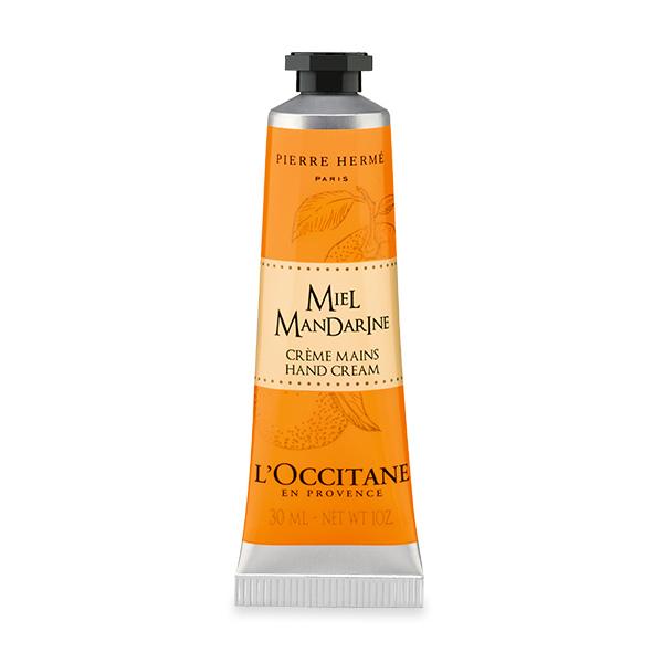 Крем для рук Мёд-Мандарин (LOccitane)