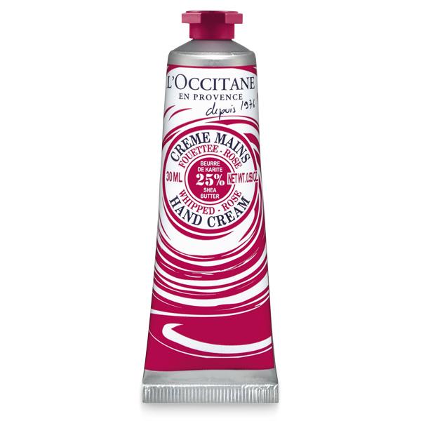 L'Occitane Крем для рук Роза-Карите