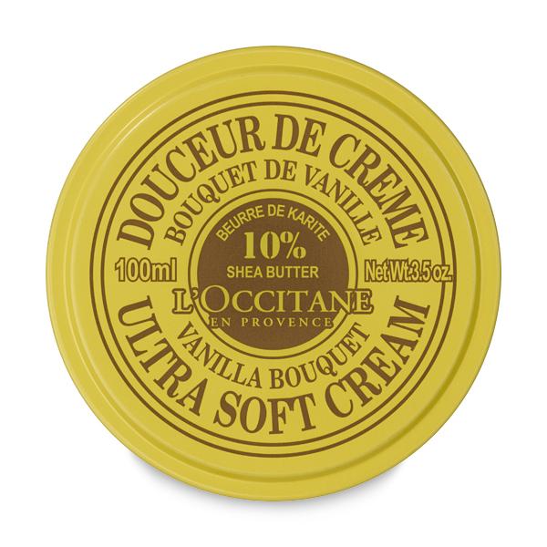 Крем для тела Ваниль-Карите (LOccitane)