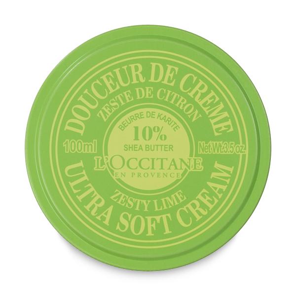 Крем для тела Лайм-Карите (LOccitane)