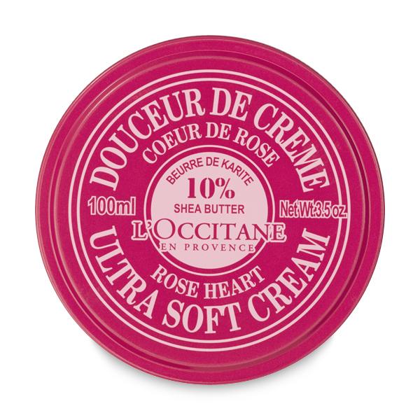 Крем для тела Роза-Карите (LOccitane)
