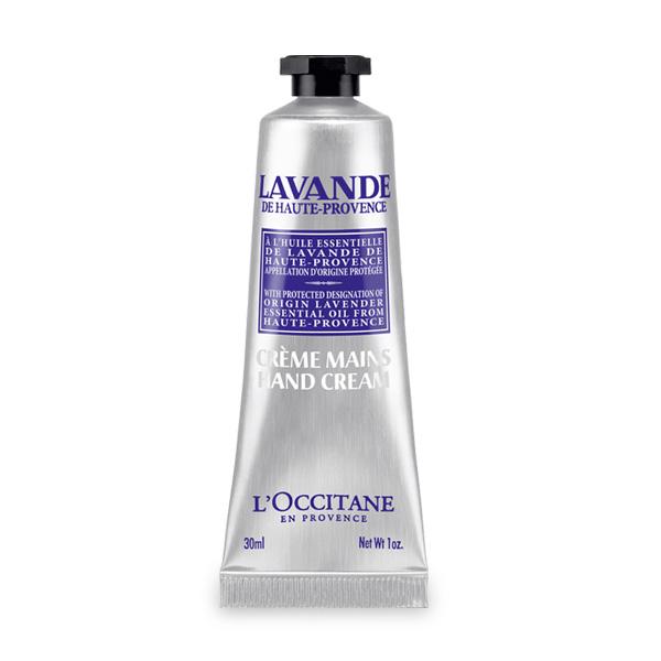 Крем для рук Лаванда (мини) (LOccitane)