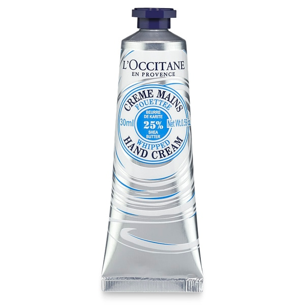 Крем-суфле для рук Карите (LOccitane)
