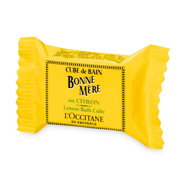 Кубик для ванны Bonne Mere (L'Occitane)