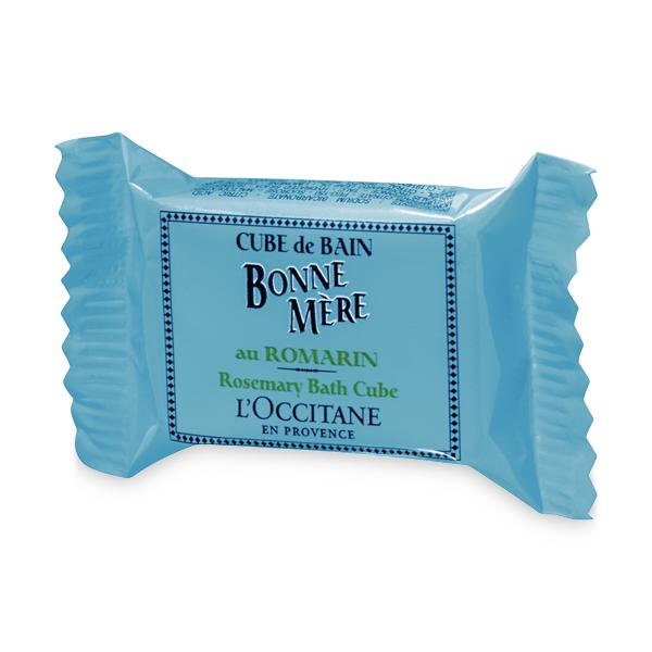 Кубик для ванны Bonne Mere (LOccitane)