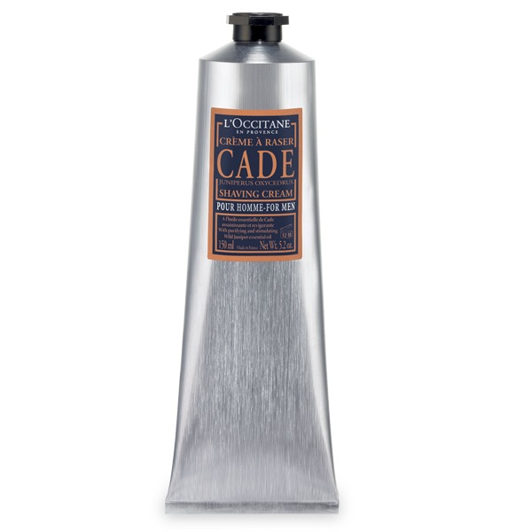 Крем для бритья Можжевельник (LOccitane)