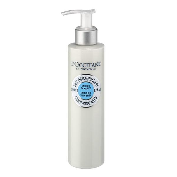 Очищающее Молочко Карите (LOccitane)