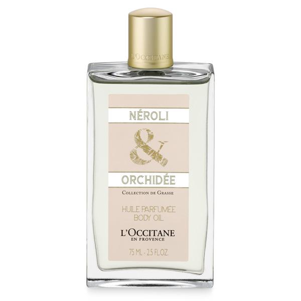 Масло для тела Нероли и Орхидея (LOccitane)