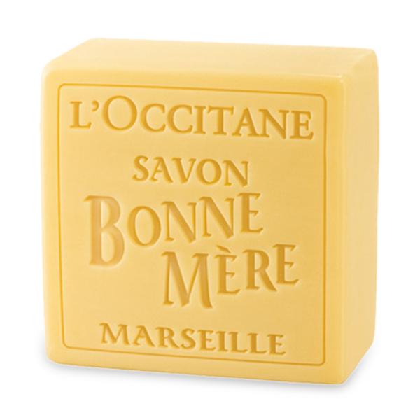 Медовое Мыло BONNE MERE (LOccitane)