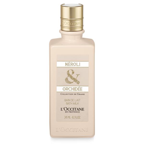 Молочко для ванны Нероли и Орхидея (LOccitane)