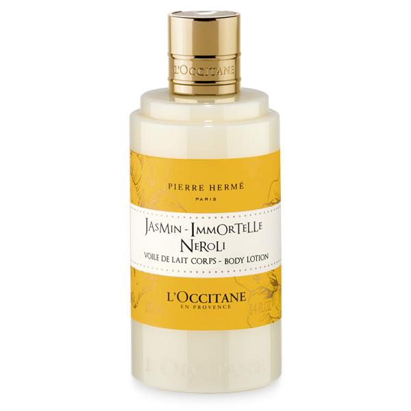 Молочко для тела Жасмин-Иммортель-Нероли (LOccitane)