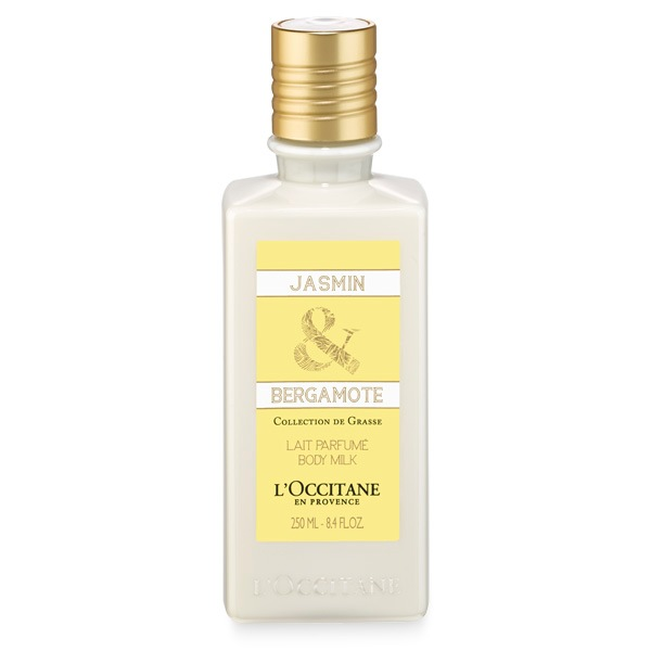 Молочко для тела Жасмин и Бергамот (LOccitane)