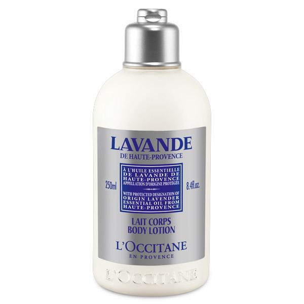Молочко для Тела Лаванда (LOccitane)