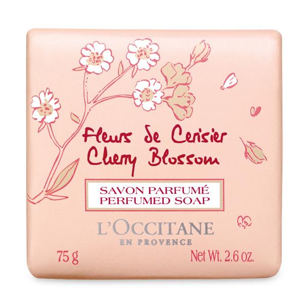 Мыло Вишневый цвет (LOccitane)