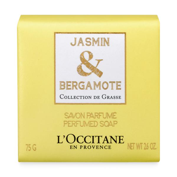 Мыло Жасмин и Бергамот (LOccitane)