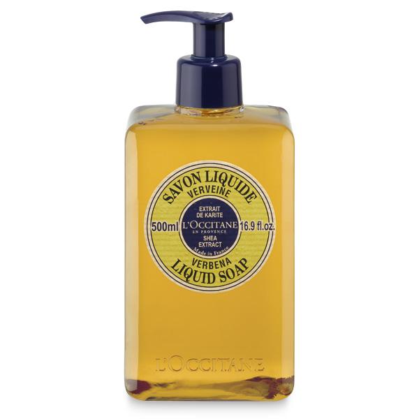 Мыло жидкое Вербена (LOccitane)