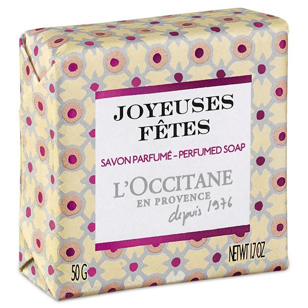 Мыло Праздничная Коллекция (LOccitane)