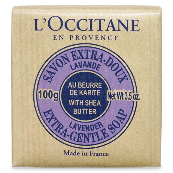 L'Occitane Мыло Туалетное Лаванда