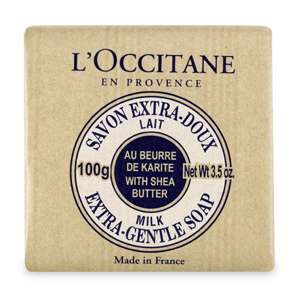Мыло туалетное Молоко (LOccitane)