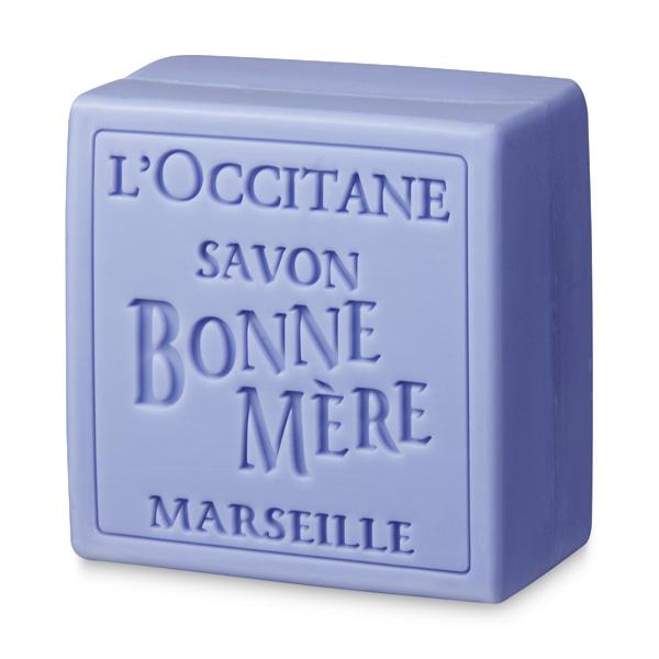 Мыло туалетное Bonne Mеre Лаванда (L'Occitane)
