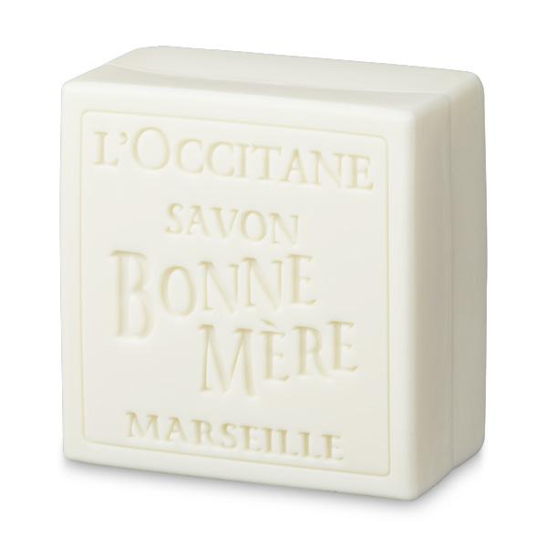 Мыло туалетное Bonne Mеre Молоко (LOccitane)