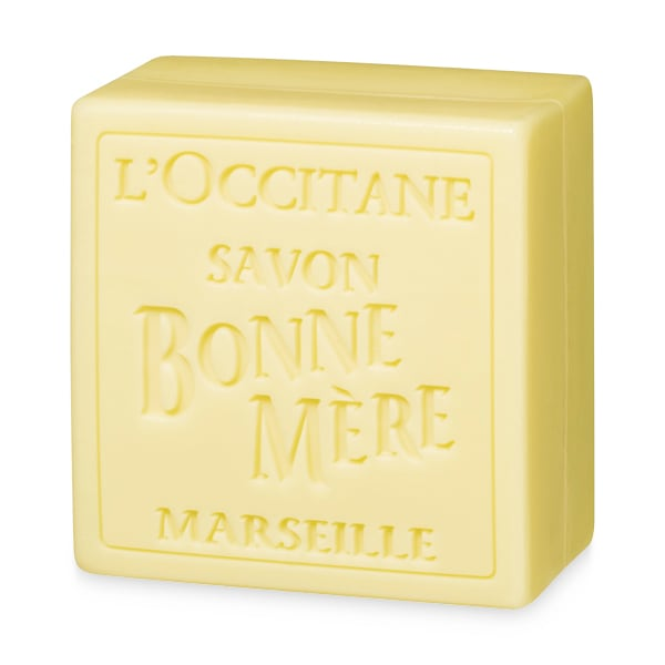 Мыло туалетное Bonne Mere Лимон (LOccitane)